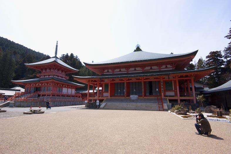 Hokke So Ji-in & the Amida-do