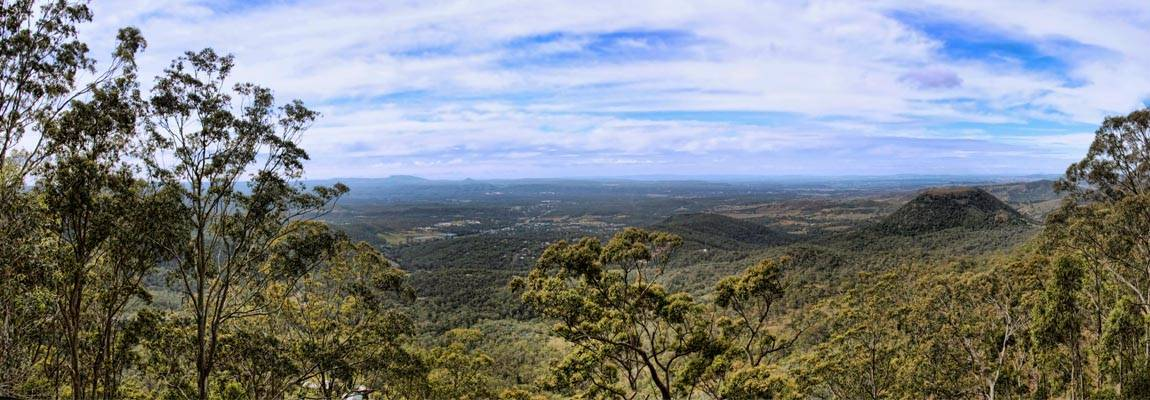 Toowoomba lookout
