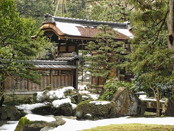 Keiunkan in Nagahama