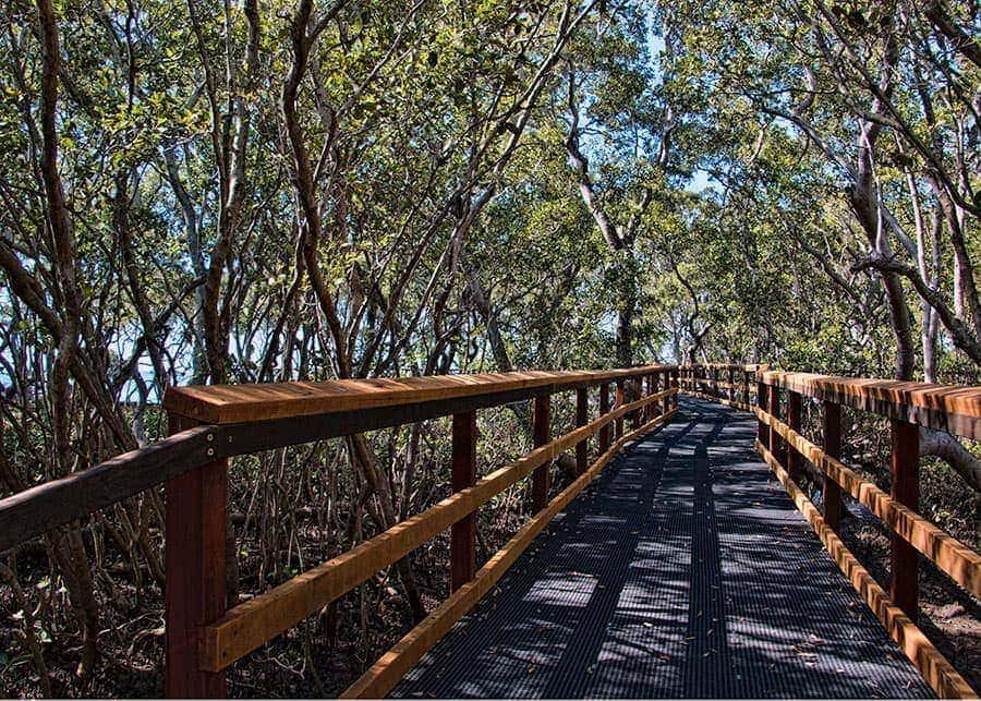 Wynnum Boardwalk