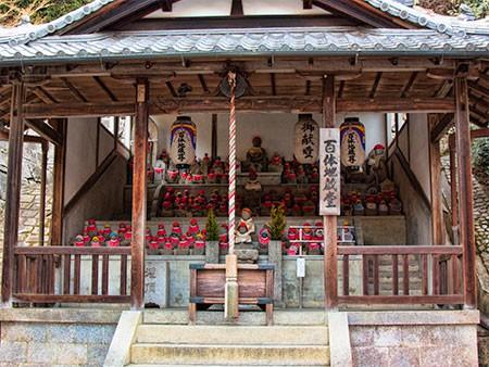 Jizo shrine