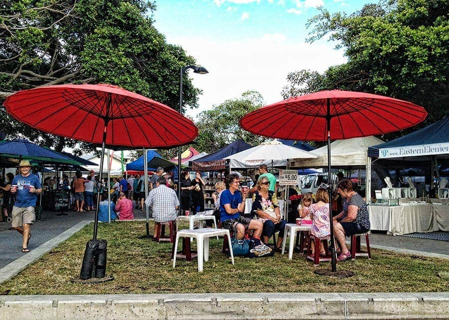 how to get a stall at manly markets