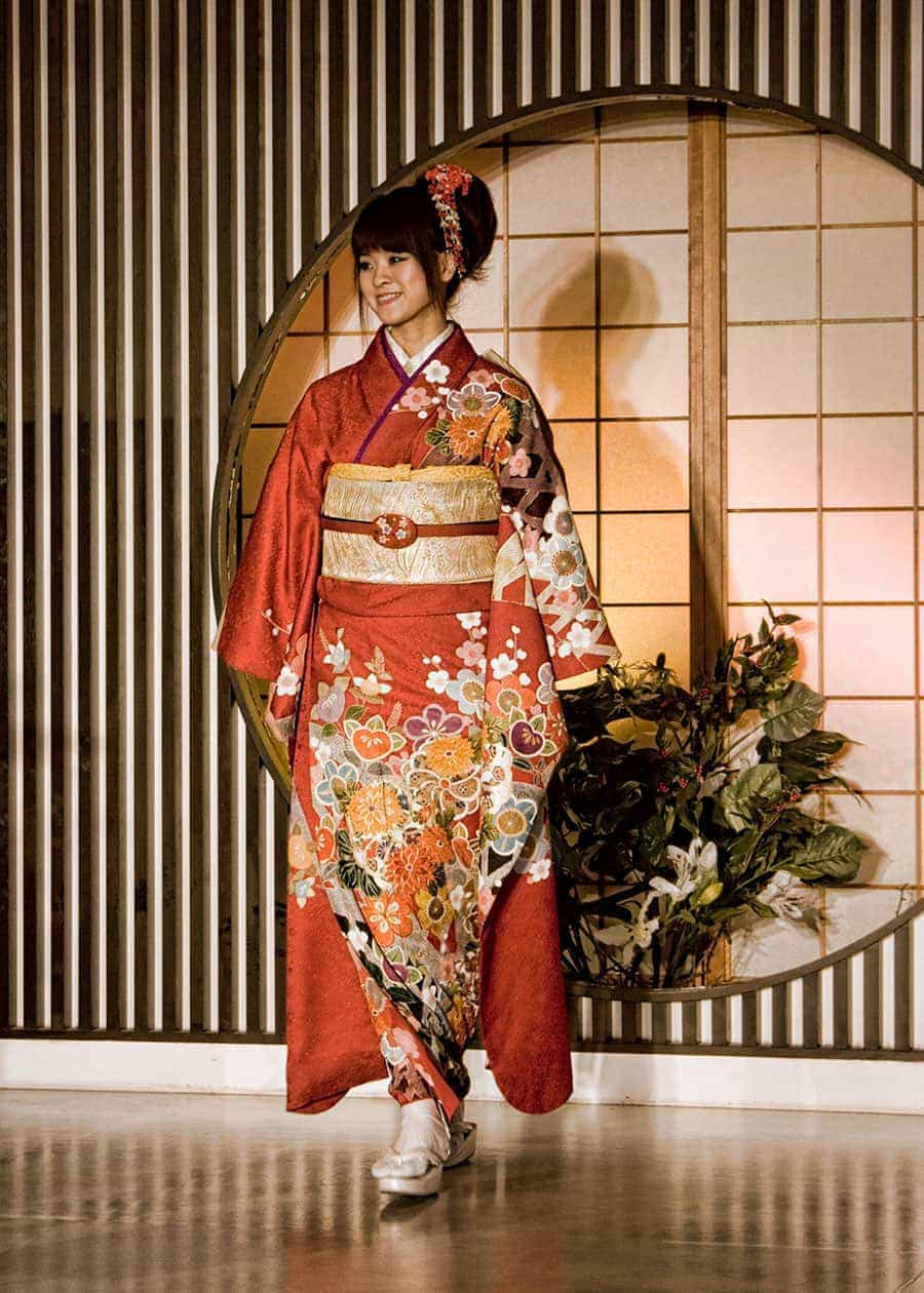Kimono & Silk Weaving in Kyoto   2AussieTravellers.com