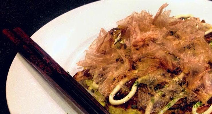 Okonomiyaki | www.2aussietravellers.com