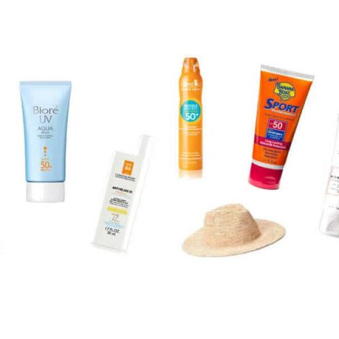 Top 7 sun protection product