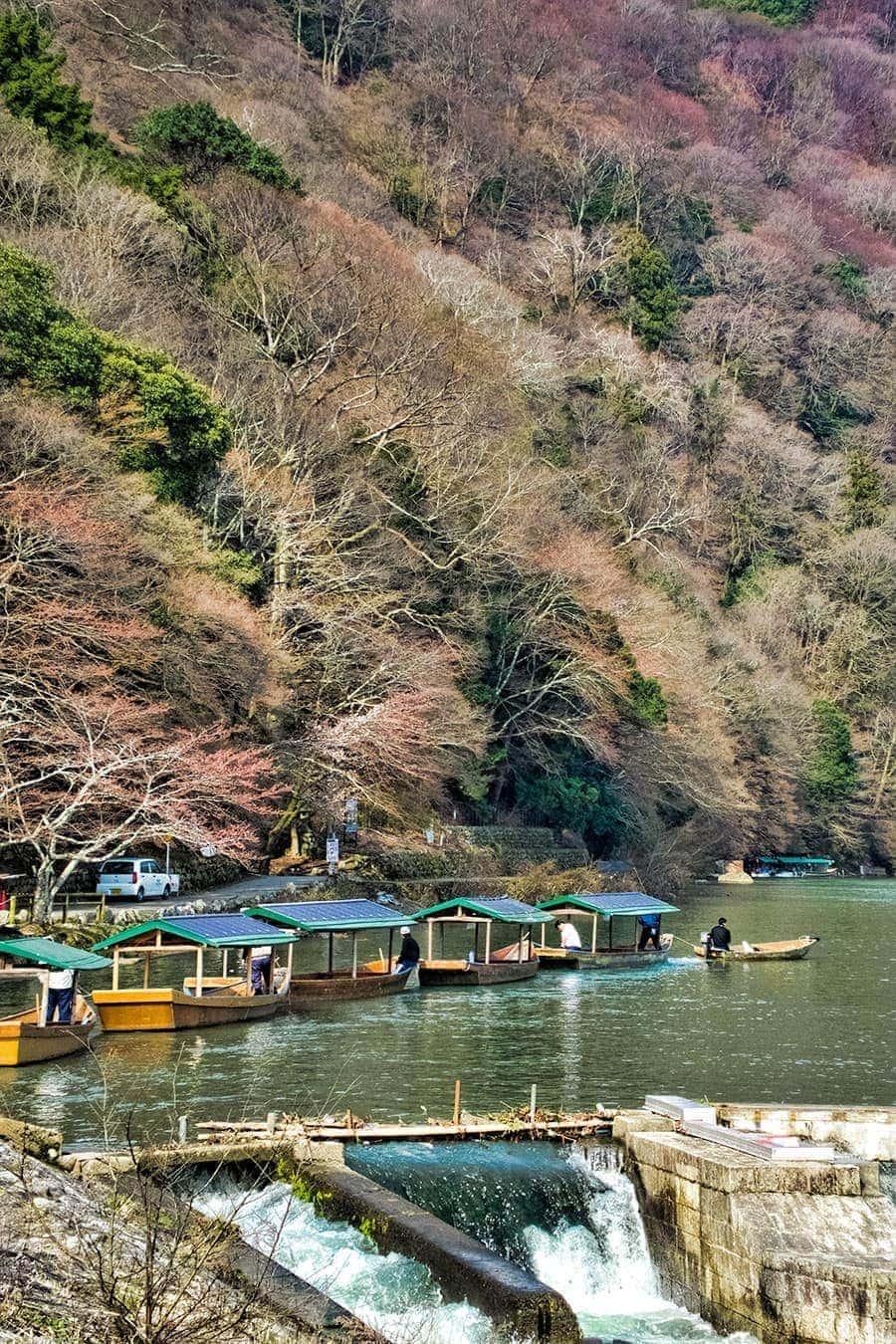 Oigawa River Arashiyama | www.2aussietravellers.com
