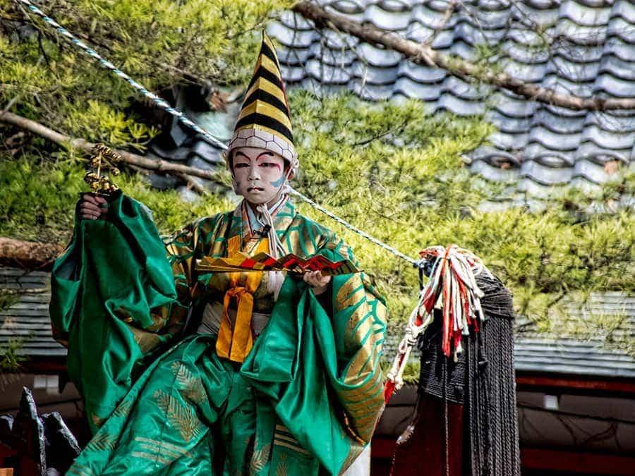 Nagahama Kabuki Festival | 2aussietravellers.com