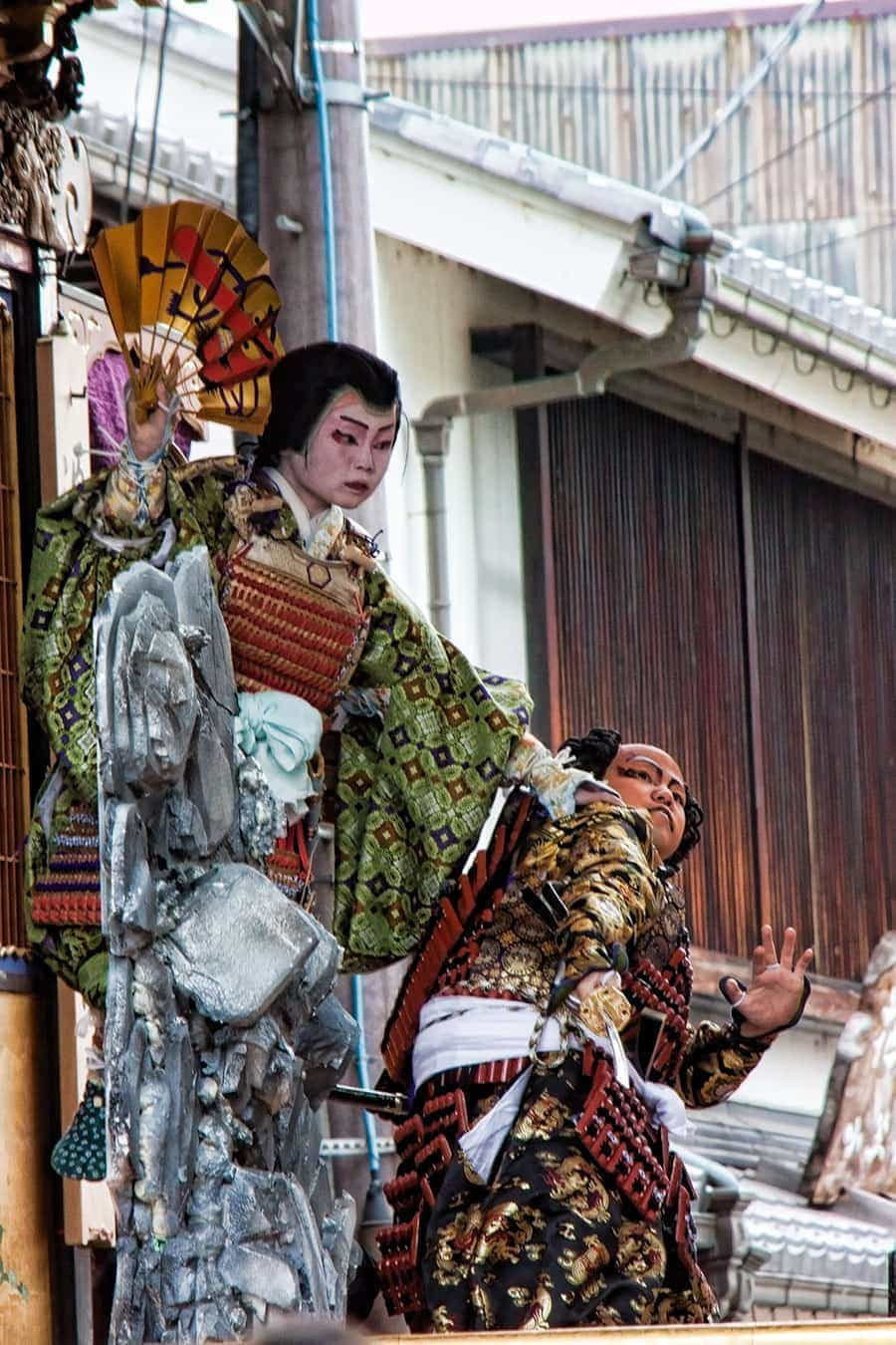 Festivals in Japan are a fabulous way to enjoy a community atmosphere and local culture. Here's all you need to know to plan a visit to the Nagahama Kabuki Festival