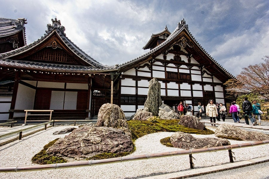 Tenryu-ji Temple | www.2aussietravellers.com