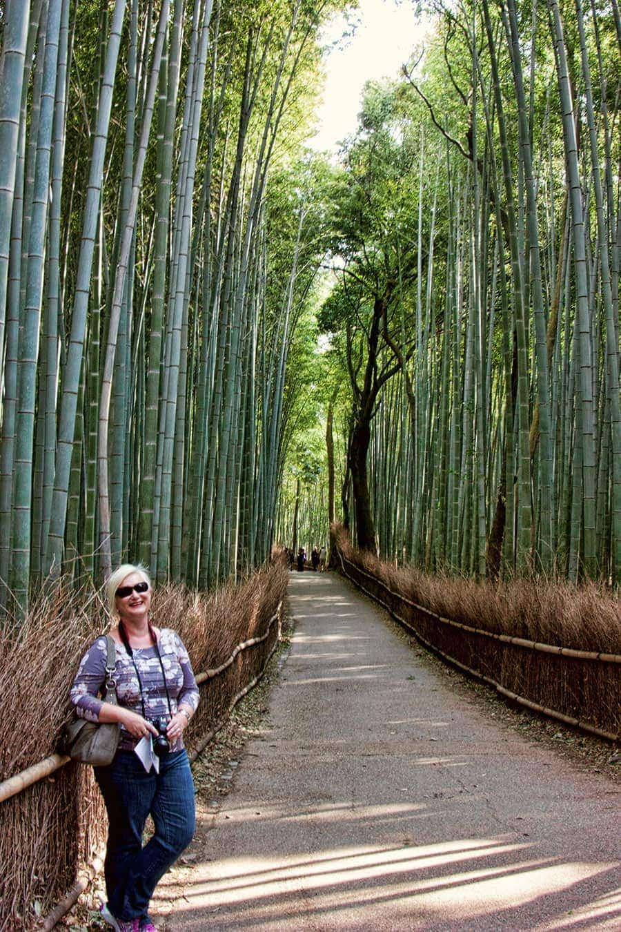 Bamboo Groves Arashiyama | www.2aussietravellers.com
