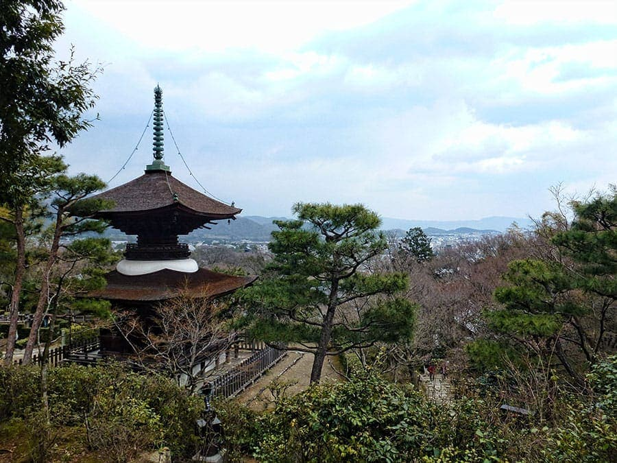 Jojakko-ji Temple Arashiyama | www.2aussietravellers.