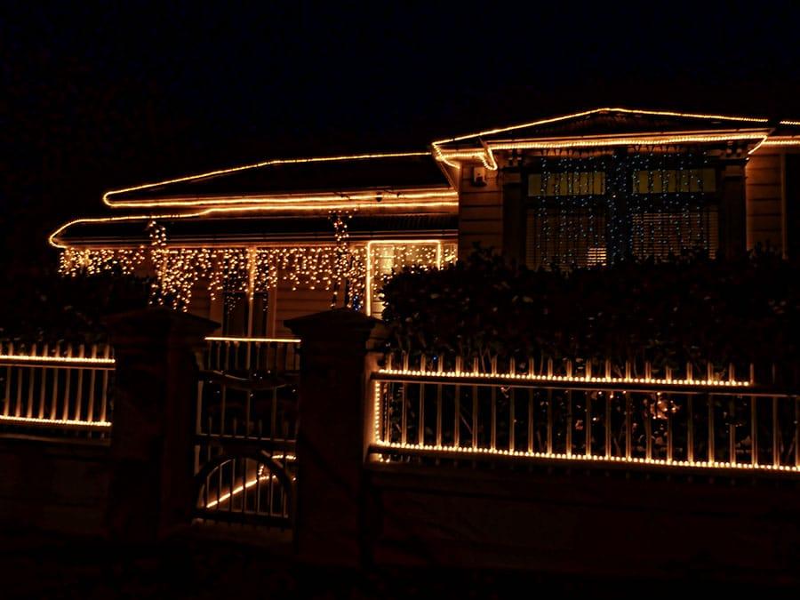 Auckland Christmas Lightup | www.2aussietravellers.com