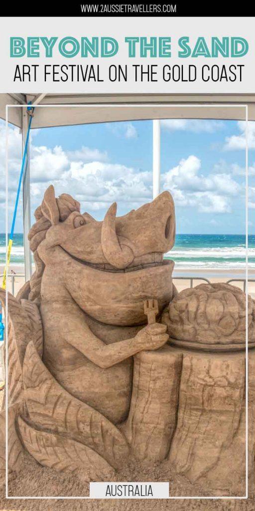 Beyond the sand pinterest poster