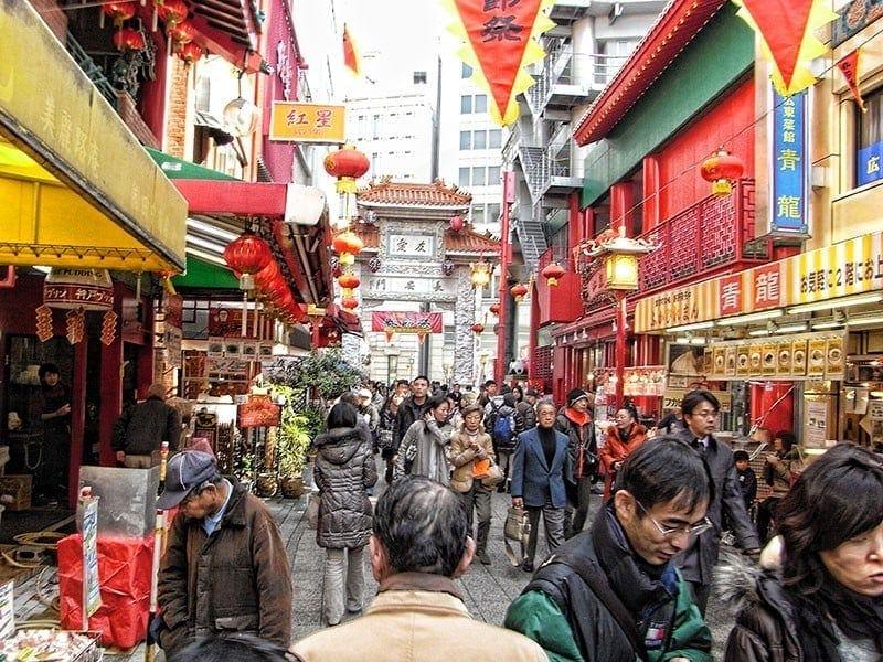 Kobes China Town