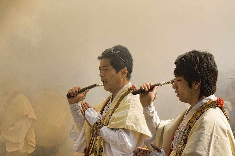 Setsubun celebrations