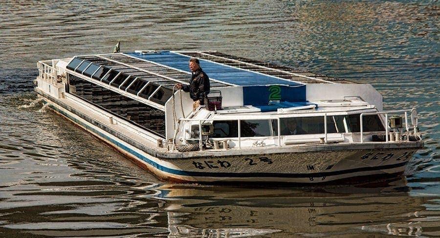 osaka river cruise