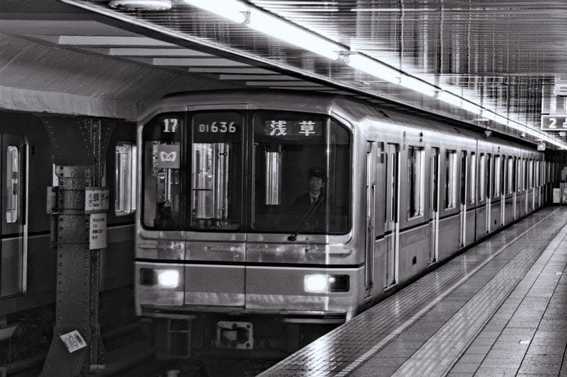 Tips for using the Tokyo subway system in Japan