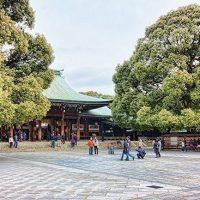 Meiji Shrine   2 Aussie Travellers