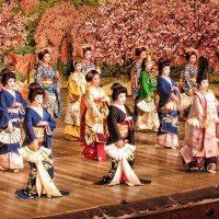 Miyako Odori in Gion Kyoto