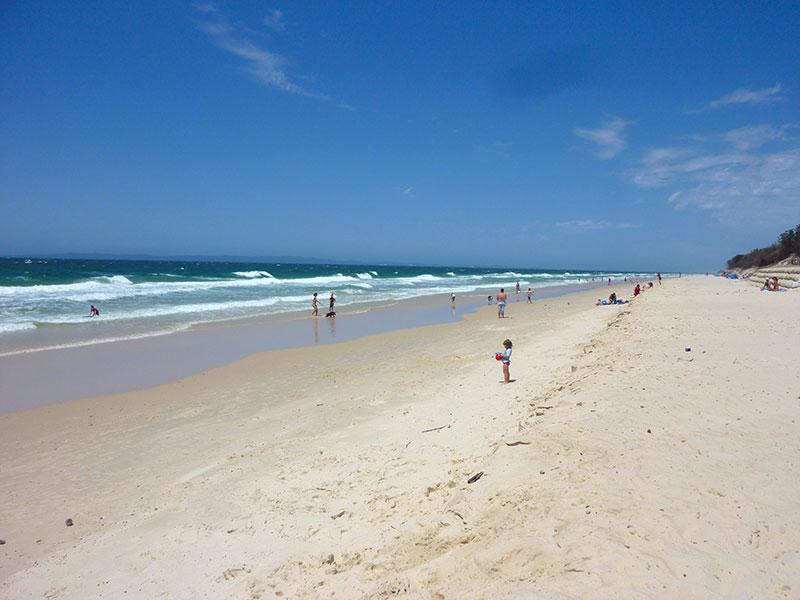 Bribie Island Surf Beach