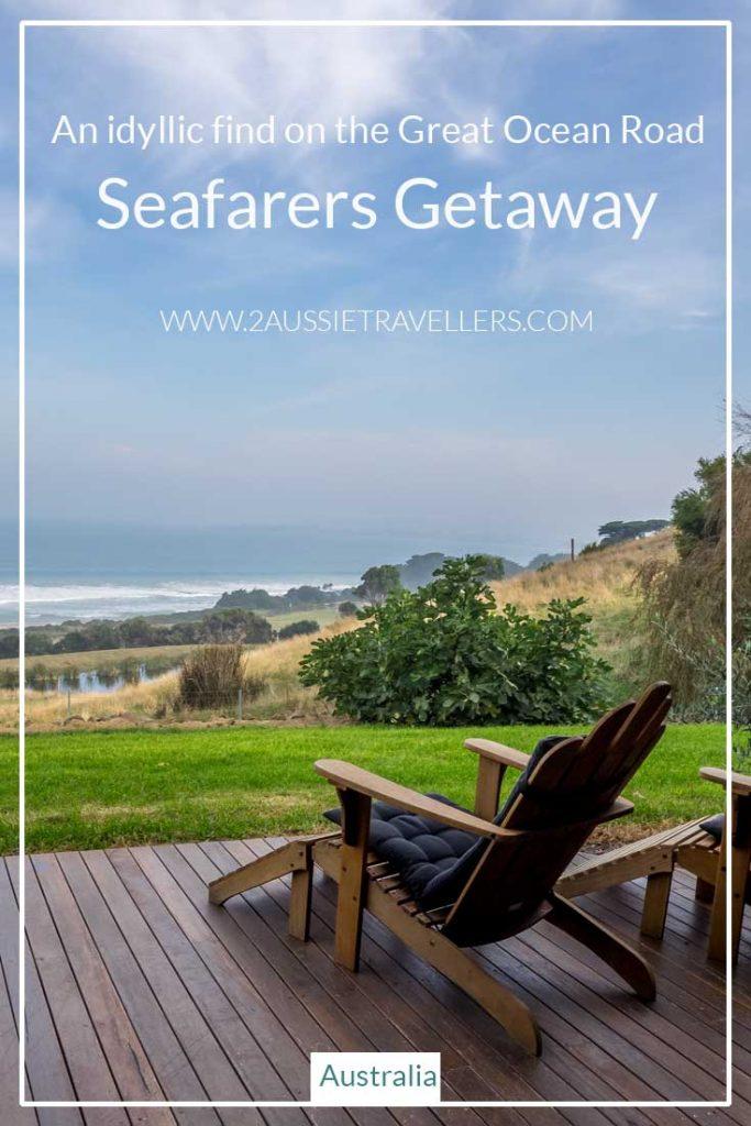 Seafarers Getaway pinterest poster
