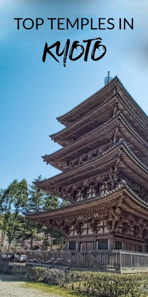 Best temples in Kyoto
