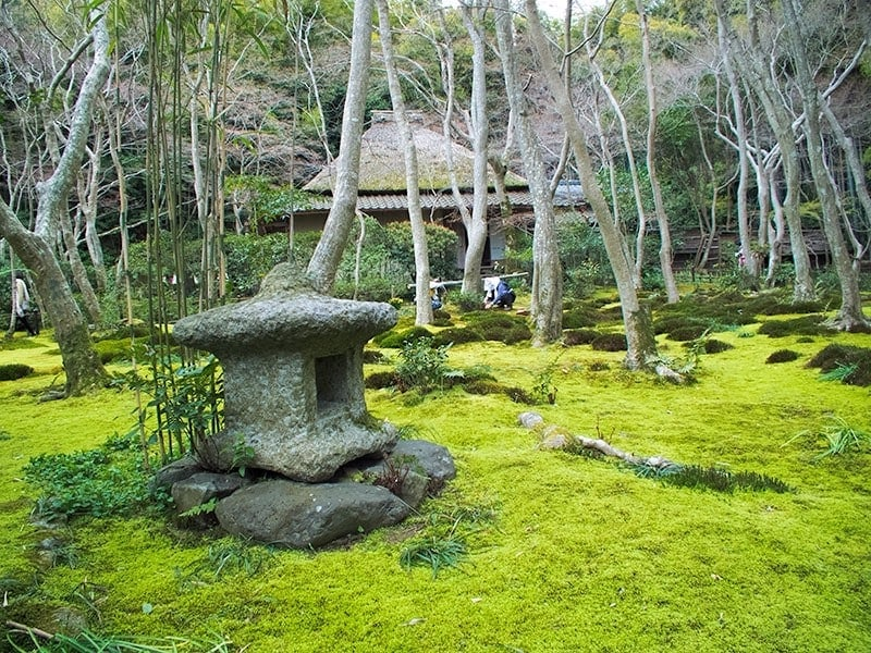 Best temples in Kyoto - Gio-ji