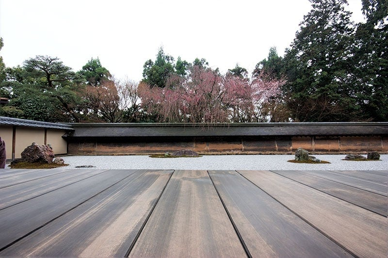 Best temples in Kyoto - Ryoanji