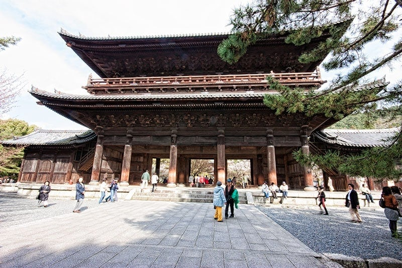Nanzen-ji   Philosophers Path