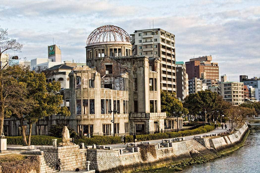 A Dome in Hiroshima