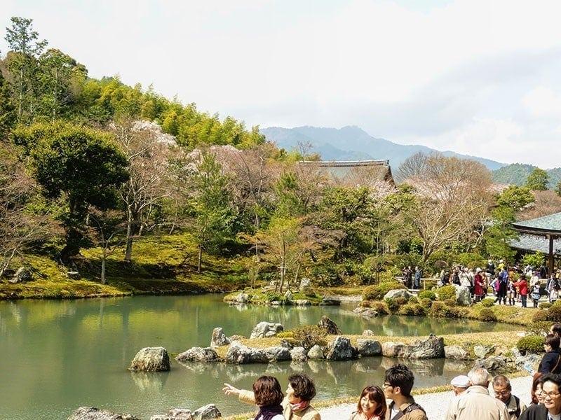 Best temples in Kyoto - Tenryu-ji