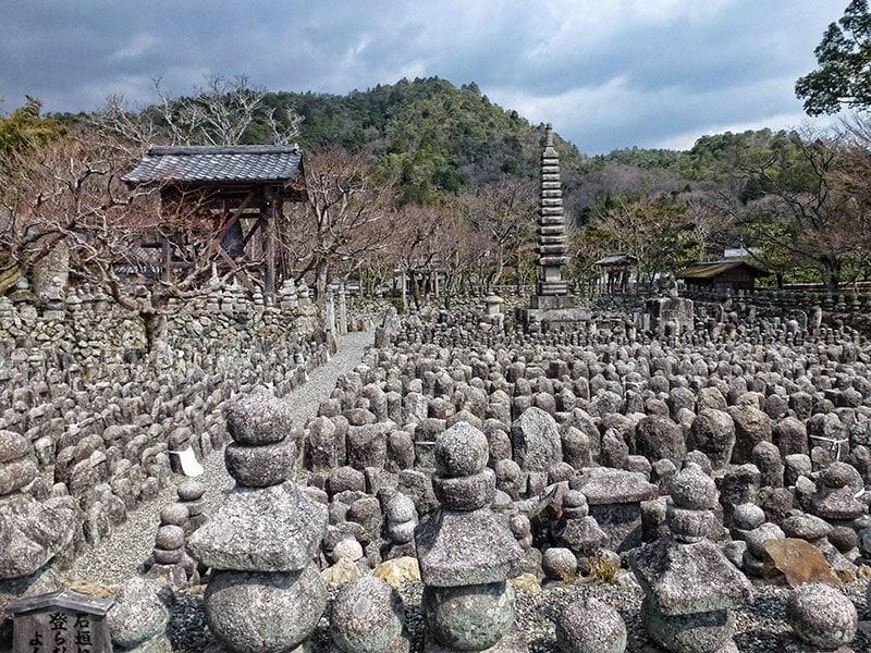 Best temples in Kyoto - nembutsu-ji