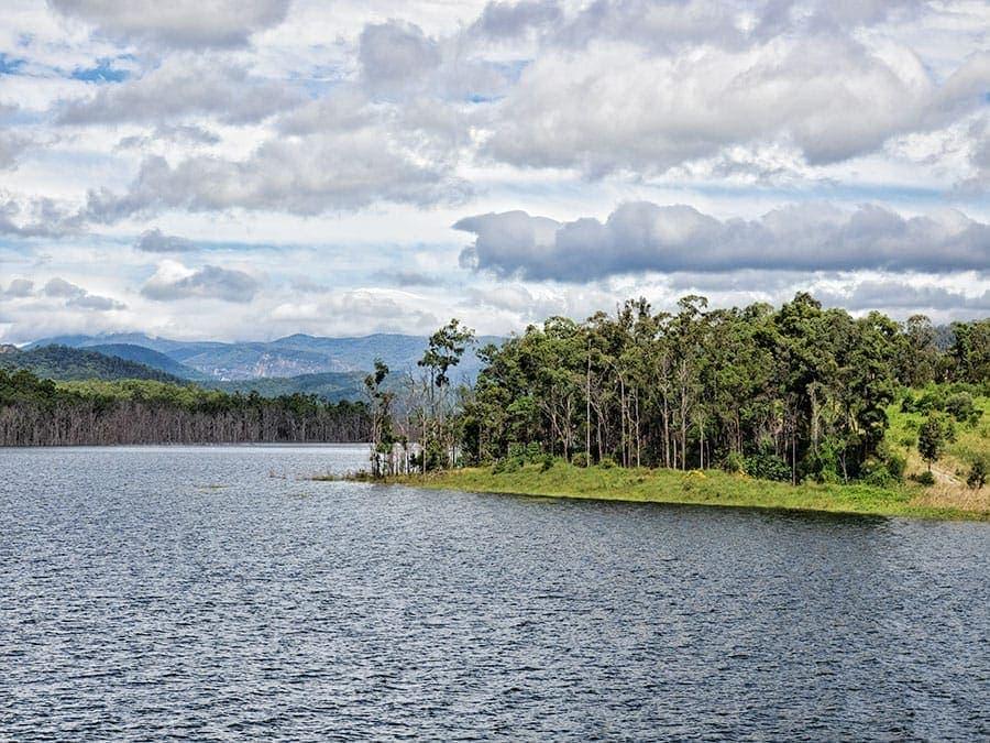 HJinze Dam