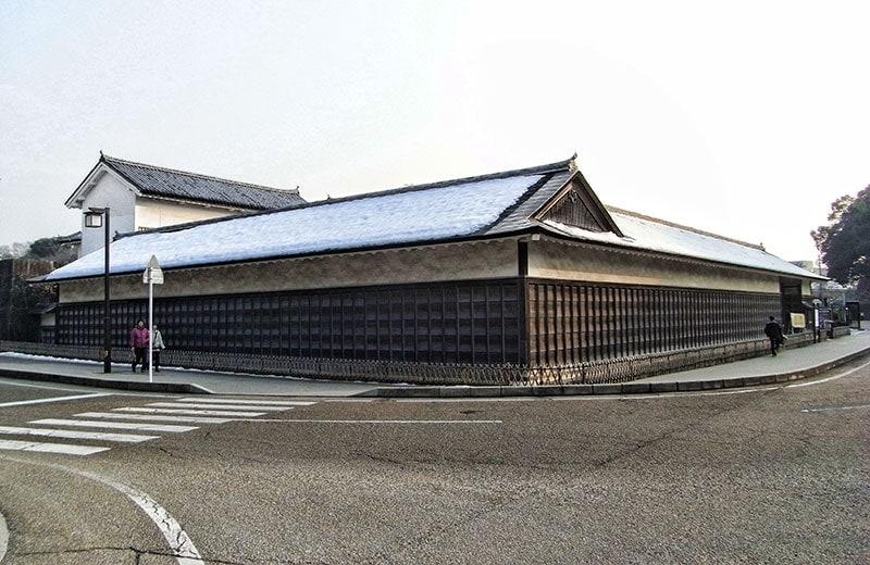 Hikone Castle Stables