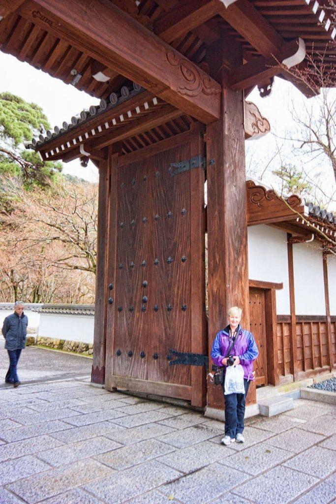 Eikan-do | Somon gate