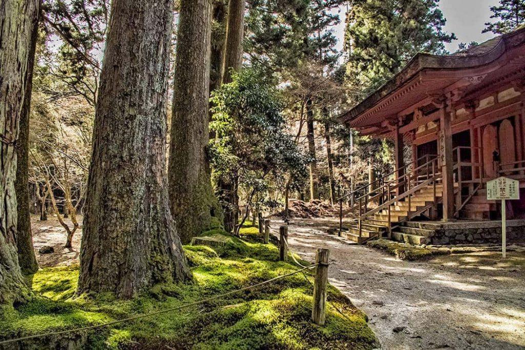 Enryukuji Temples