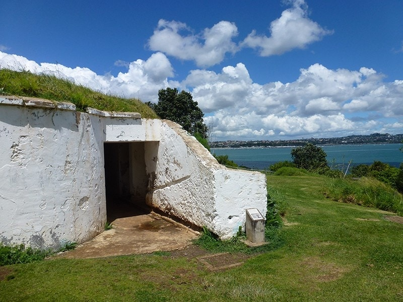 North Head Tunnels