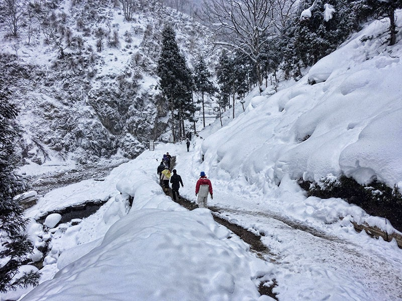 Hiking in Nagano