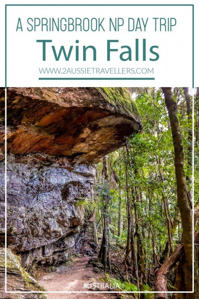 Twin Falls pinterest poster
