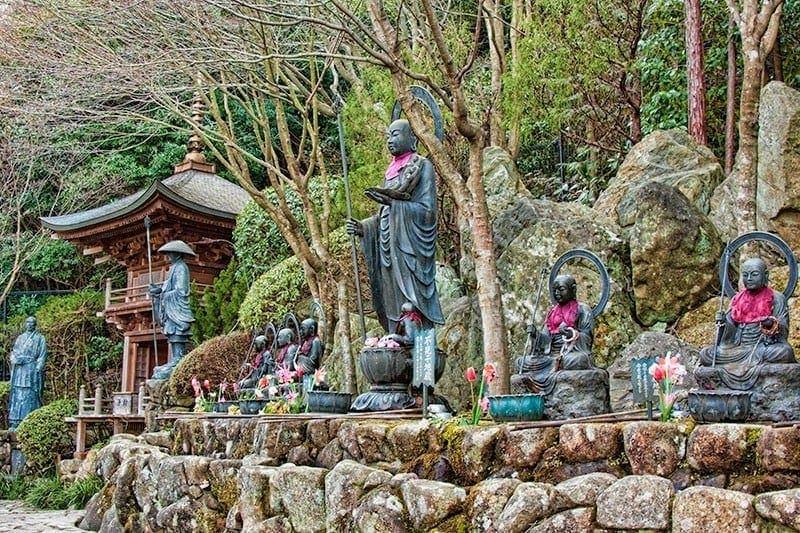 Mizukake Jizo at Daisho-in