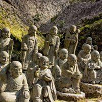 The Rakan of Daisho-in Temple