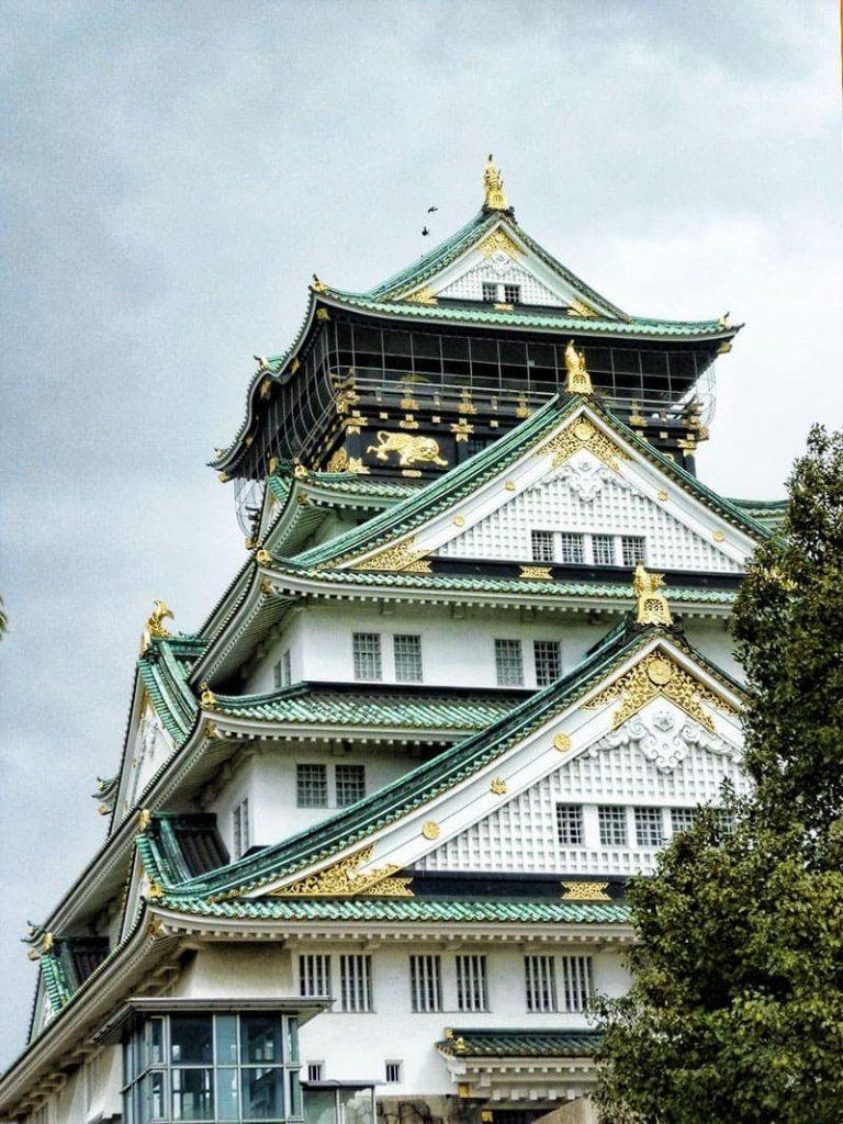 Osaka Castle Main Tower