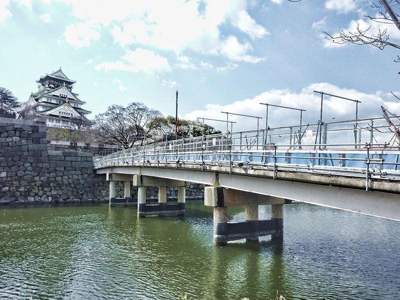 Gokurakubashi bridge