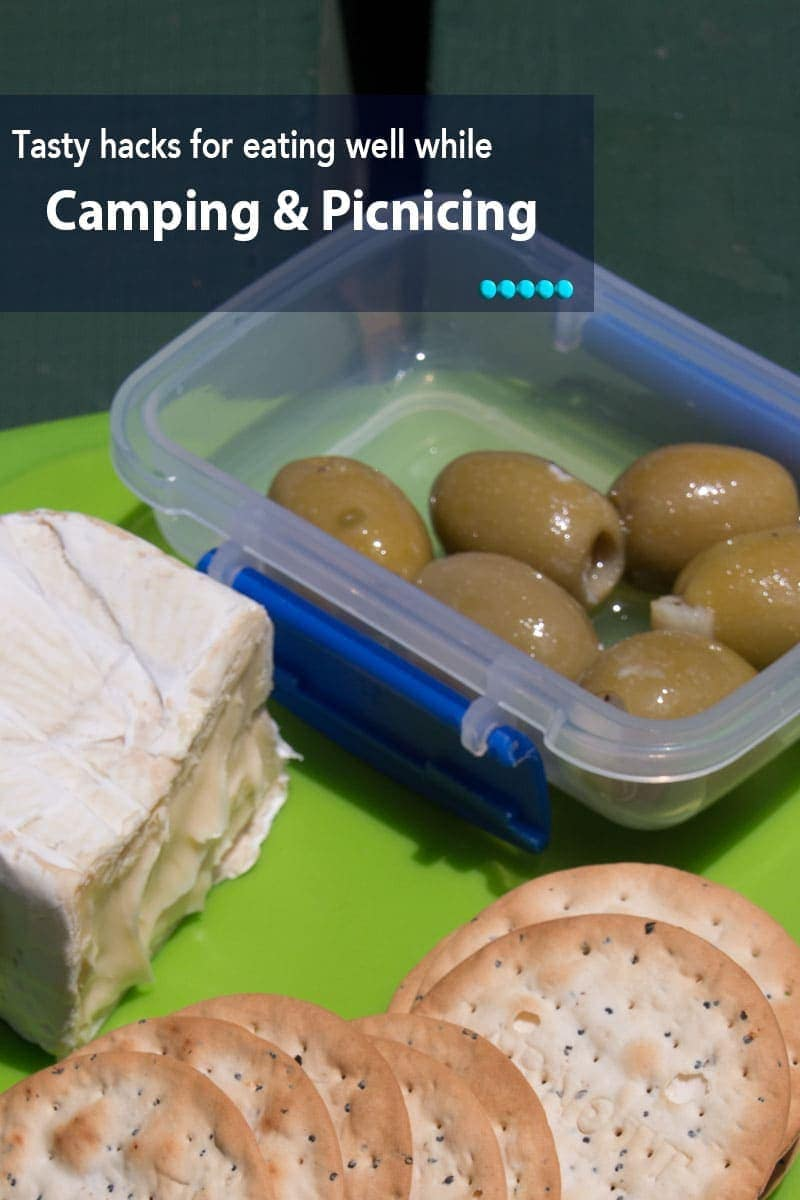 Camping & picnic meal hacks