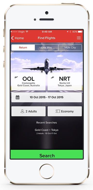 Webjet flights