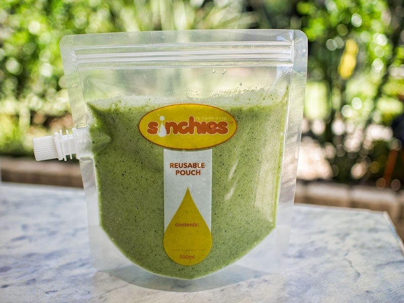 Green Smoothie sinchies