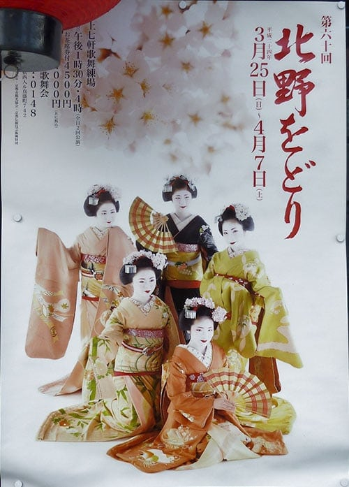The Geisha of Kamichishiken