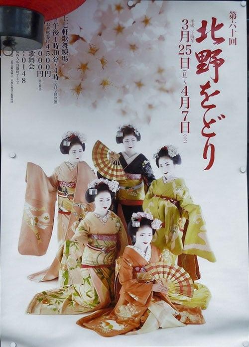 The Geisha of Kamichishiken