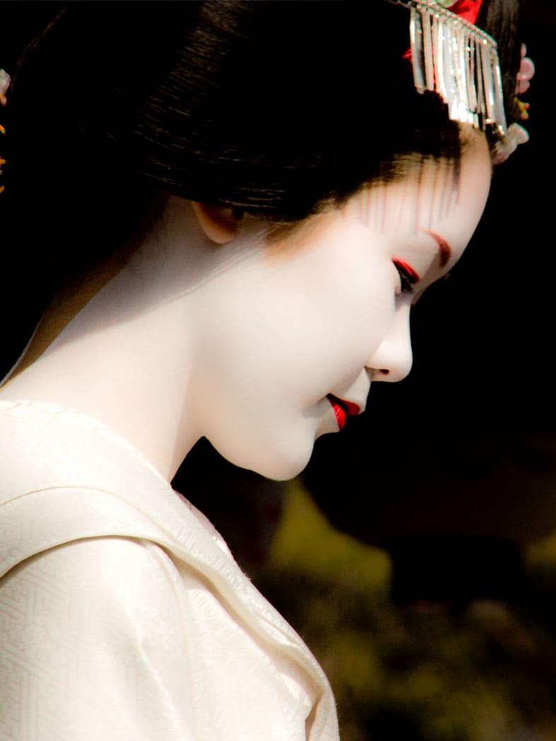 Ayana of Pontocho hanamachi