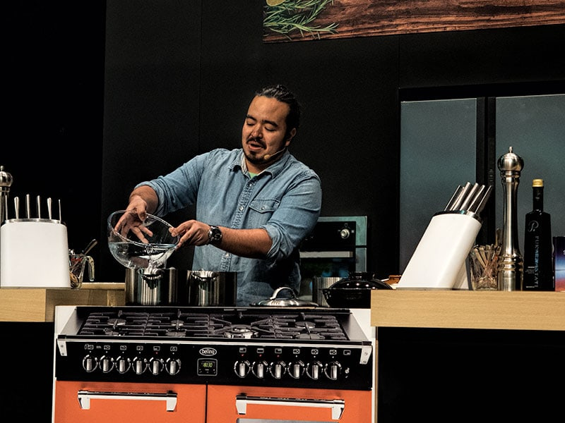 Brisbane Good Food and Wine Show - Adam Liaw